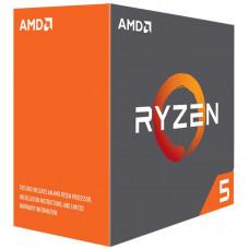 AMD CPU AMD Ryzen 5 1600X 6core (3,6GHz) bez chladiče