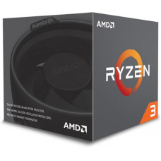 AMD CPU AMD Ryzen 3 1200 4core (3,1GHz) Wraith Stealth