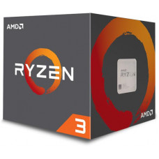 AMD CPU AMD Ryzen 3 1300X 4core (3,5GHz) Wraith Stealth