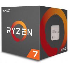 AMD CPU AMD Ryzen 7 2700X 8core (3,7GHz) Wraith Prism