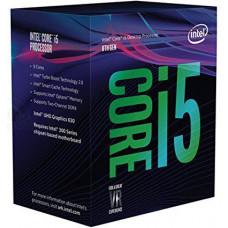 INTEL cpu CORE i5-8600 1151v2 Coffee Lake BOX 65W (3.1GHz turbo 4.3GHz, 6x jádro, 6x vlákno, 9MB