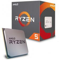 AMD CPU AMD Ryzen 5 2600X 6core (3,6GHz) Wraith MAX