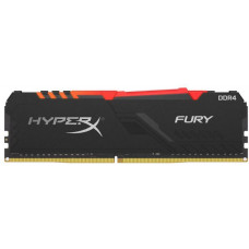 HYPERX 8GB DDR4-3733MHz CL19 HyperX Fury RGB