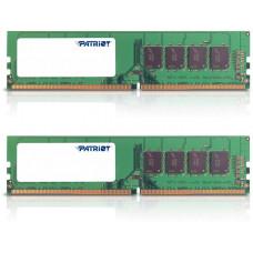PATRIOT 16GB DDR4-2133MHz  Patriot CL15, kit 2x8GB s chladičem