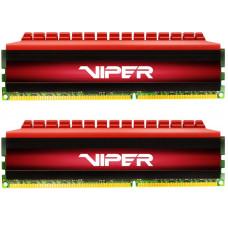 PATRIOT 16GB DDR4-3000MHz CL16 Patriot Viper, kit 2x8GB