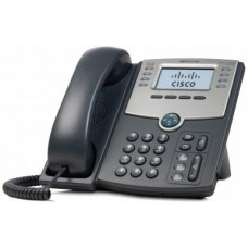Cisco SPA508G, VoIP telefon, 8line, 2x10/100, displej, PoE