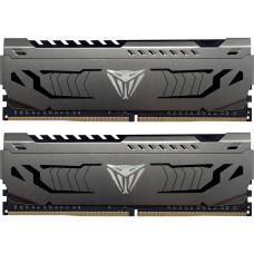 PATRIOT 16GB DDR4-3000MHz Patriot Viper Steel CL16, kit 2x8GB