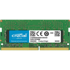 CRUCIAL SO-DIMM 8GB DDR4-2400 MHz Crucial CL17 DRx8