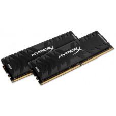 HYPERX 16GB DDR4-2666MHz CL13 Kings. XMP HypX Predator, 2x8GB