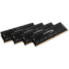 HYPERX 32GB DDR4-2400MHz CL12 Kingston XMP HyperX Predator, 4x8GB