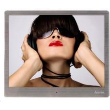 Hama digitálny fotorámček Steel Premium, 24,64 cm (9,7
