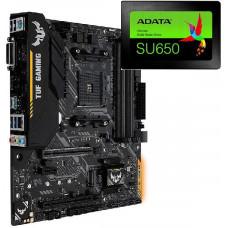 ASUS BUNDLE TUF B450M-PLUS GAMING + SSD 120GB