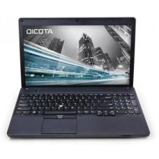 DICOTA - Filtr pro zvýšení soukromí k notebooku - dvoucestné - lepicí - šířka 12,5