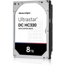 WD  ULTRASTAR DC HC320 8TB (HUS728T8TALE6L4) SATA3-6Gbps 7200rpm 256MB RAID 24x7 (původní