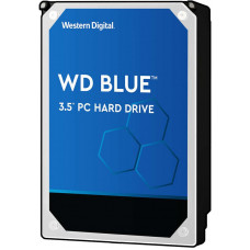 WD  WD60EZAZ hdd 6TB SATA3-6Gbps 5400rpm 256MB WD Blue 180MB/s SMR