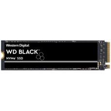 WD SSD 500GB WD Black NVMe M.2 PCIe Gen3 x4 2280