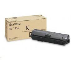Kyocera toner TK-1150 na 3 000 A4 (při 5% pokrytí), pro M2135dn/M2635dn/M2735dw/P2235dn/dw