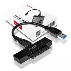AXAGO  ADSA-1S6 USB3.0 - SATA 6G UASP HDD adapter vč. pouzdra