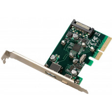 I-TEC PCIe Card USB 3.1 gen2 10Gps Card 1x Type C