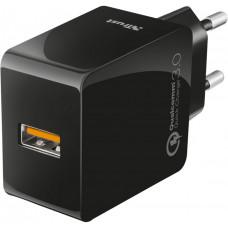 TRUST Ultra Fast USB Wall, QC3.0