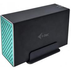 "I-TEC MySafe USB 3.0 / USB-C External case for 2x 3,5"" SATA HDD, RAID 0/1/JBOD Support"