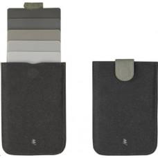PowerCube Allocacoc Dax wallet Grey