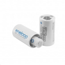 Panasonic eneloop adapter Spacer C size AD-C-2BP (Blistr 2ks)