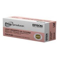 EPSON Ink Cartridge for Discproducer, LightMagenta