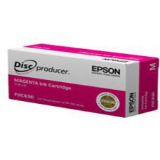 EPSON Ink Cartridge for Discproducer, Magenta