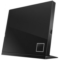 ASUS SBW-06D2X-U BLACK externí slim BD-RW + bitdefender