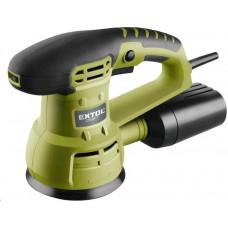 Extol Craft bruska excentrická, 125mm, 430W 407202