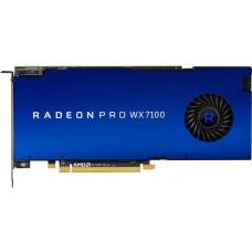 AMD Radeon Pro WX 7100 - 8GB GDDR5, 4xDP