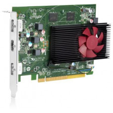 HP AMD Radeon RX 550 4GB 2DP Card