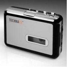 TECHNOSONIC Technaxx Digitape DT-0 - převod audio kazet do MP3