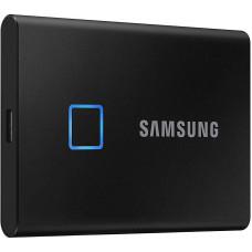 SAMSUNG SSD 1TB Samsung externí T7 Touch, černý