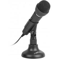 NATEC Mikrofon Natec Adder, 3,5mm jack