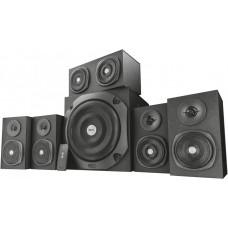 TRUST zvuk. systém TRUST Vigor 5.1 Surround Speaker System for pc - black