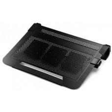 COOLER MASTER chladicí ALU podstavec Cooler Master NotePal U3 PLUS pro NTB 15-19'' black, 3x8cm fan