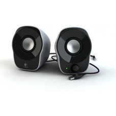 LOGITECH 2.0 Stereo Speakers Z120, 1.2W RMS, USB