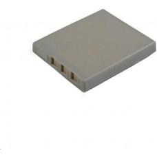 Braun akumulátor PENTAX D-Li88, Sanyo DB-L80, Panasonic VBX070, 090, 740mAh