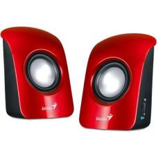 GENIUS Speaker GENIUS SP-U115 1,5W USB red