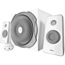 TRUST zvuk. systém TRUST Tytan 2.1 Speaker Set,white