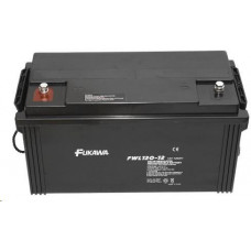 FUKAWA Baterie - FUKAWA FWL 120-12 (12V/120Ah - M8), životnost 10let