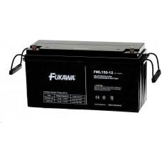 FUKAWA Baterie - FUKAWA FWL 150-12 (12V/150Ah - M8), životnost 10let