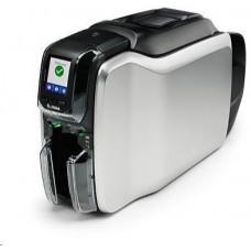 Zebra ZC300, single sided, 12 dots/mm (300 dpi), USB, Ethernet, Wi-Fi, display