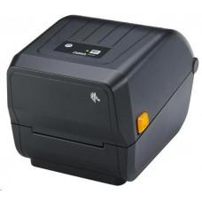 Zebra TT ZD220d, 8 dots/mm (203 dpi), odlepovač, EPLII, ZPLII, USB