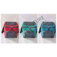 taška chladicí  8l 21,5x17,5x22cm mix barev