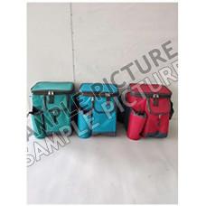 taška chladicí 12l 29x16,5x23cm mix barev