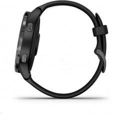 Garmin GPS sportovní hodinky Venu Black/Slate Band