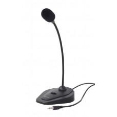 GEMBIRD Desktop microphone MIC-D-01, black